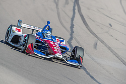 February 9, 2018 - Avondale, Arizona, United States of America - February 09, 2018 - Avondale, Arizona, USA: Tony Kanaan (14) takes his IndyCar Verizon car through the turns during the Prix View at ISM Raceway in Avondale, Arizona. (Credit Image: © Walter G Arce Sr Asp Inc/ASP via ZUMA Wire)