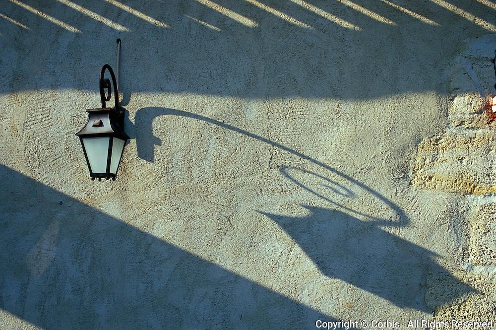 1990s, France --- Stucco Wall --- Image by © Owen Franken/CORBIS