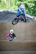 #311 (LOPEZ Felix) FRA at Round 5 of the 2019 UCI BMX Supercross World Cup in Saint-Quentin-En-Yvelines, France
