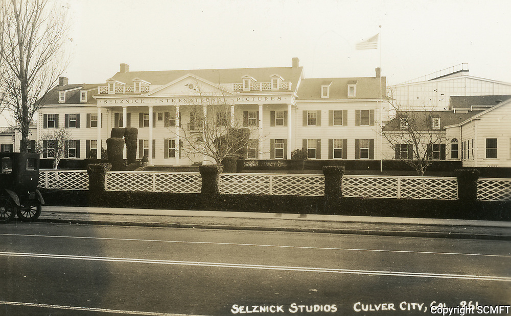 1938 Selznick Studio in Culver City