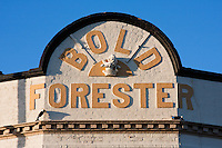 the bold forester pub front in southsea  uk