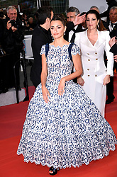 Penelope Cruz attending the Pain and Glory premiere, held at the Grand Theatre Lumiere during the 72nd Cannes Film Festival