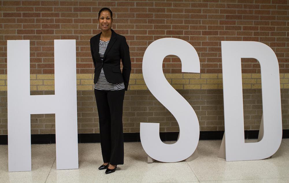 Torrye Hooper, Hines-Caldwell Elementary School
