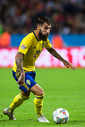 September 10, 2018 - Stockholm, SVERIGE - 180910 Jimmy Durmaz of Sweden during the Nations League match between Sweden and Turkey on september 10, 2018 in Stockholm  (Credit Image: © Simon HastegRd/Bildbyran via ZUMA Press)