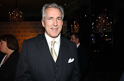 JEREMY KING  at the Tatler Restaurant Awards held at The Dorchester, Park Lane, London on 22nd January 2007.<br /><br />NON EXCLUSIVE - WORLD RIGHTS