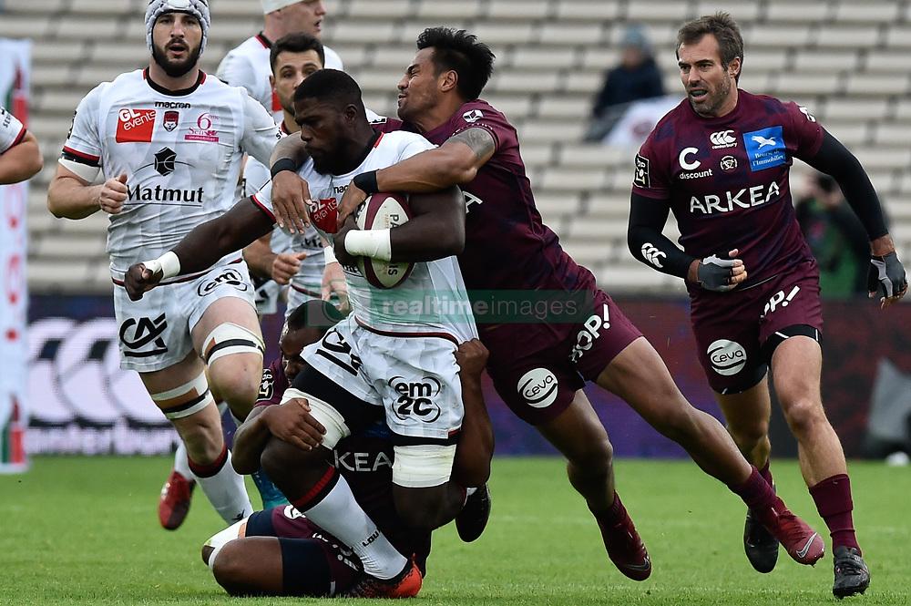 October 28, 2018 - Bordeaux, France - Patrick Sobela  (Credit Image: © Panoramic via ZUMA Press)