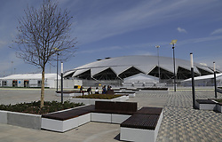 June 14, 2018 - Samara, Russia - June 14, 2018. - Russia, Samara. - Samara Arena, a venue for the 2018 FIFA World Cup matches. (Credit Image: © Russian Look via ZUMA Wire)