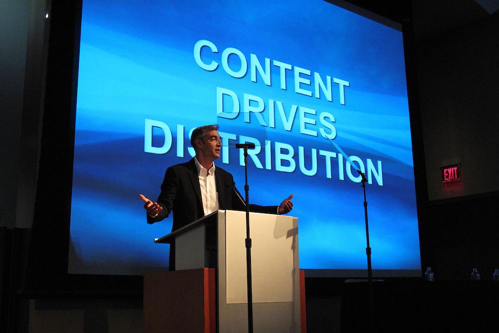 Peter Liguori (Chairman & CEO, Fox Broadcasting Company)