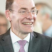 NLD/Amsterdam/20190314  - Koning bij viering 100 jaar Luchtvaart  in Nederland, Menno Snel