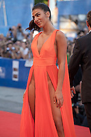 Giulia Salemi at the premiere of the film The Young Pope at the 73rd Venice Film Festival, Sala Grande on Saturday September 3rd 2016, Venice Lido, Italy.