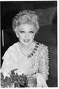 Gertrude Swope, Age of Napolean, Metropolita, 4.12.89© Copyright Photograph by Dafydd Jones 66 Stockwell Park Rd. London SW9 0DA Tel 020 7733 0108 www.dafjones.com