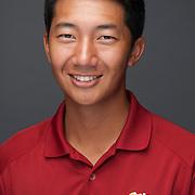 Men's Golf Team Headshots