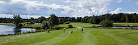 ZWOLLE - Hole 18, Golfclub Zwolle. FOTO KOEN SUYK