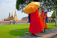THE ROYAL PALACE IN BANGKOK