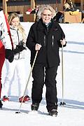 Fotosessie met de koninklijke familie in Lech /// Photoshoot with the Dutch royal family in Lech .<br /> <br /> Op de foto/ On the photo: Prinses Beatrix