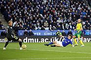 Leicester City v Norwich City 141219
