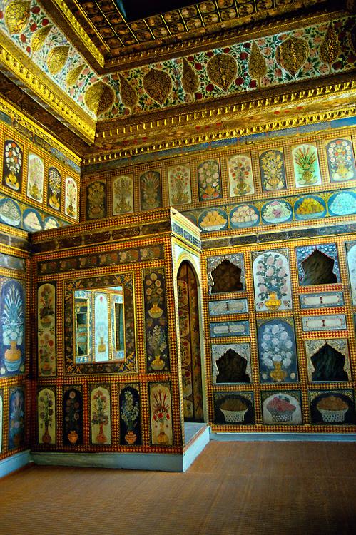 The Fruit Room, Topkapi Palace (Topkapi Sarayi), Istanbul, Turkey