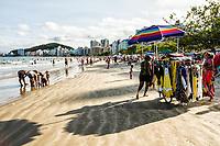 Praia Central. Itapema, Santa Catarina, Brasil. / Central Beach. Itapema, Santa Catarina, Brazil.