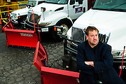 Tovar Snow Professionals Founder and President Jeff Tovar oversees more than 1,300 pieces of equipment served by 29 salt depots from Rockford to Joliet and Chicago in Northern Illinois. The 23 year old company serves about 400 clients with over 1,500 seasonal employees. © 2013 Brian J. Morowczynski ViaPhotos<br /> <br /> For non-exclusive use in a single edition of Chicago Minority Business Report, Chicago Minority Supplier Development Council, Chicago, Il. Further use and distribution is restricted without permission. Please contact brian@viaphotos.com or 708-602-0449 for inquiries and requests.