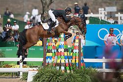 Alvarez Aznar Eduardo, ESP, Rokfeller de Pleville Bois Margot<br /> Olympic Games Rio 2016<br /> © Hippo Foto - Dirk Caremans<br /> 16/08/16