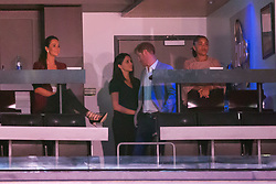 Prince Harry and Meghan Markle cozy up watching the closing Ceremony of The Invictus Games in Toronto with Her Mother. 30 Sep 2017 Pictured: Meghan Markle, Prince Harry. Photo credit: MEGA TheMegaAgency.com +1 888 505 6342