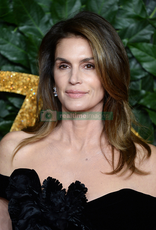 Brooke Shields attending the Fashion Awards in association with Swarovski held at the Royal Albert Hall, Kensington Gore, London. Picture Credit Should Read: Doug Peters/EMPICS