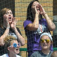 6.4.2011 Keystone vs Poland Seminary Varsity Softball