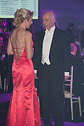 KATIE BARBER; PAUL CHENERY, Quorn Hunt Ball, Stanford Hall. Standford on Soar. 25 January 2014
