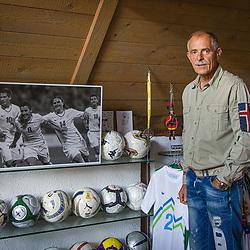 20201021: SLO, Football - Portrait of Bostjan Gasser