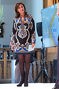 Koningin Maxima is aanwezig bij de uitreiking van de Familiebedrijven Award. Deze prijs wordt jaarlijks door de Stichting Familie Onderneming uitgereikt aan het beste familiebedrijf in Nederland. <br /> <br /> Queen Maxima was present at the presentation of the Family Business Award. This prize is awarded annually by the Foundation for Family Enterprise at the best family business in the Netherlands.<br /> <br /> Op de foto / On the photo: Astrid Joosten