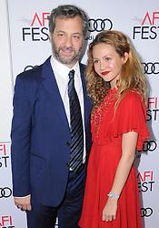 Judd Apatow, Iris Apatow bei der The Comedian Premiere in Los Angeles / 111116 ***The Comedian premiere, Los Angeles, 11 Nov 2016 ***