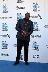 February 23, 2019 - Santa Monica, CA, USA - LOS ANGELES - FEB 23:  Brian Tyree Henry at the 2019 Film Independent Spirit Awards on the Beach on February 23, 2019 in Santa Monica, CA (Credit Image: © Kay Blake/ZUMA Wire)