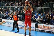 DESCRIZIONE : Cantu Lega A 2013-14 Acqua Vitasnella Cantu Grissin Bon Reggio Emilia<br /> GIOCATORE : Andrea Cinciarini<br /> CATEGORIA : Tiro Three Points<br /> SQUADRA : Grissin Bon Reggio Emilia<br /> EVENTO : Campionato Lega A 2013-2014<br /> GARA : Acqua Vitasnella Cantu Grissin Bon Reggio Emilia<br /> DATA : 04/01/2014<br /> SPORT : Pallacanestro <br /> AUTORE : Agenzia Ciamillo-Castoria/G.Cottini<br /> Galleria : Lega Basket A 2013-2014  <br /> Fotonotizia : Cantu Lega A 2013-14 Acqua Vitasnella Cantu Grissin Bon Reggio Emilia<br /> Predefinita :