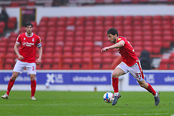 Harry Arter of Nottingham Forest  - Mandatory by-line: Nick Browning/JMP - 29/11/2020 - FOOTBALL - The City Ground - Nottingham, England - Nottingham Forest v Swansea City - Sky Bet Championship