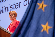 First Minister at Eurocities Conference, Edinburgh, 30 November 2018