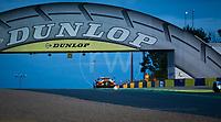 Qualifying Michael Wainwright (GBR) / Adam Carroll (GBR) / Benjamin Barker (GBR) driving the LMGTE Am  Gulf Racing  Porsche 911 RSR 24hr Le Mans 15th June 2016