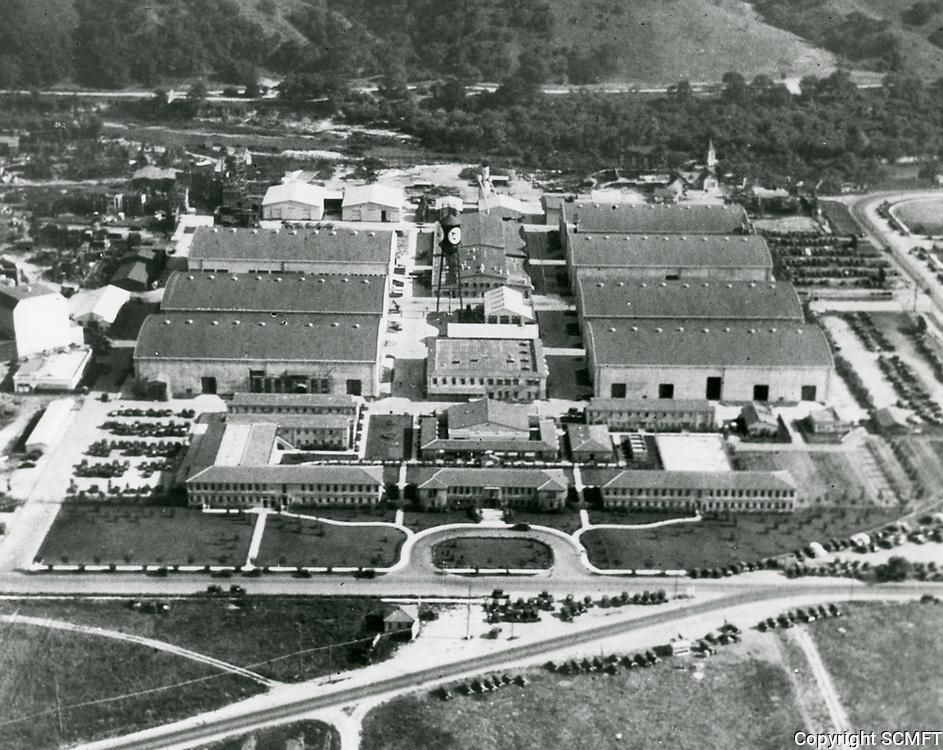 1927 First National Studios, now Warner Bros. Studios