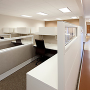 Image taken for Flintco Inc. of Shingle Springs Ambulatory Clinic located near Red Hawk Casino Office infrastructure- architectural and Interior Photography example of Chip Allen's work.