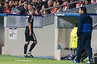 Qarabag Pedro Henrique during UEFA Champions League match between FK Qarabag and Atletico de Madrid at Wanda Metropolitano in Madrid, Spain. October 31, 2017. (ALTERPHOTOS/Borja B.Hojas)
