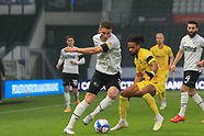 Derby County v Wycombe Wanderers 281120