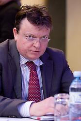 Bosko Srot at Meeting of OKS in Grand hotel Union, on March 23, 2009, Ljubljana, Slovenia. (Photo by Vid Ponikvar / Sportida)