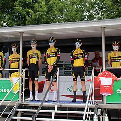 PFAFFNAU (SUI) CYCLING<br /> Tour de Suisse stage 3<br /> Team Jumbo Visma