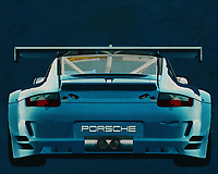 Porsche GT3 RS<br /> Painting of the back of a Porsche GT3. The Porsche GT 2 and GT3 are racing versions of a Porsche 911.<br /> It's like this Porsche is driving away from you... -<br /> <br /> BUY THIS PRINT AT<br /> <br /> FINE ART AMERICA<br /> ENGLISH<br /> https://janke.pixels.com/featured/back-of-a-porsche-gt3-rs-jan-keteleer.html<br /> <br /> WADM / OH MY PRINTS<br /> DUTCH / FRENCH / GERMAN<br /> https://www.werkaandemuur.nl/nl/shopwerk/Porsche-GT3-RS-Cup-2008-achterzijde/571997/132