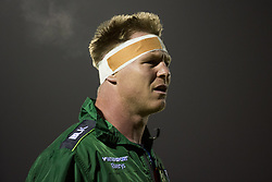December 24, 2017 - Galway, Ireland - Tom McCartney of Connacht pictured during the Guinness PRO14 Round 11 match between Connacht Rugby and Ulster Rugby at the Sportsground in Galway, Ireland on December 23, 2017  (Credit Image: © Andrew Surma/NurPhoto via ZUMA Press)