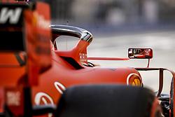 March 30, 2019 - Sakhir, Bahrain - Motorsports: FIA Formula One World Championship 2019, Grand Prix of Bahrain, ..#5 Sebastian Vettel (GER, Scuderia Ferrari Mission Winnow) (Credit Image: © Hoch Zwei via ZUMA Wire)