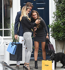 Made in Chelsea Filming - 15 Aug 2018