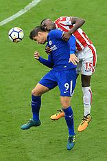 Stoke City v Chelsea - 23 September 2017