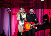 Sugarland in concert at the Prudential Center, Newark