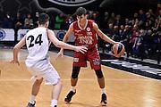 DESCRIZIONE : Roma Adidas Next Generation Tournament 2015 Armani Junior Milano Unipol Banca Bologna<br /> GIOCATORE : Simone Vecerina<br /> CATEGORIA : palleggio<br /> SQUADRA : Armani Junior Milano<br /> EVENTO : Adidas Next Generation Tournament 2015<br /> GARA : Armani Junior Milano Unipol Banca Bologna<br /> DATA : 29/12/2015<br /> SPORT : Pallacanestro<br /> AUTORE : Agenzia Ciamillo-Castoria/GiulioCiamillo<br /> Galleria : Adidas Next Generation Tournament 2015<br /> Fotonotizia : Roma Adidas Next Generation Tournament 2015 Armani Junior Milano Unipol Banca Bologna<br /> Predefinita :