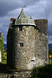 July 21, 2019 - Killarney, County Kerry, Ireland, Old Tower House (Credit Image: © Peter Zoeller/Design Pics via ZUMA Wire)